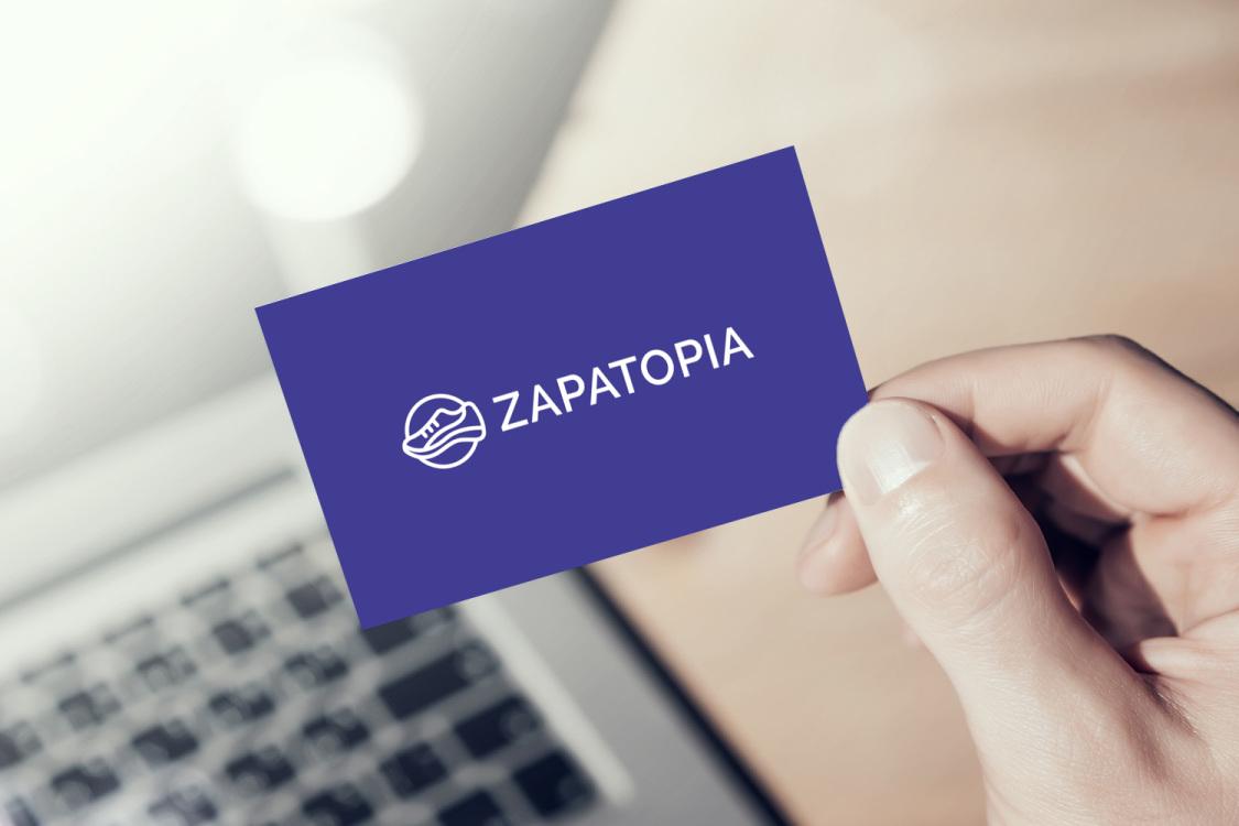 Sample branding #1 for Zapatopia