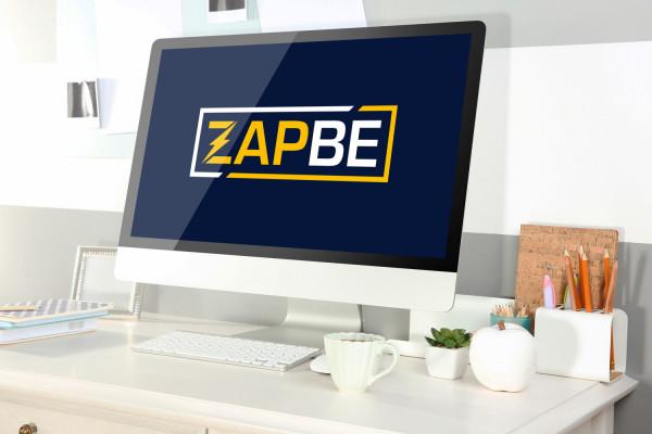 Sample branding #1 for Zapbe