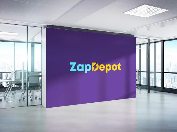 Sample branding #2 for Zapdepot