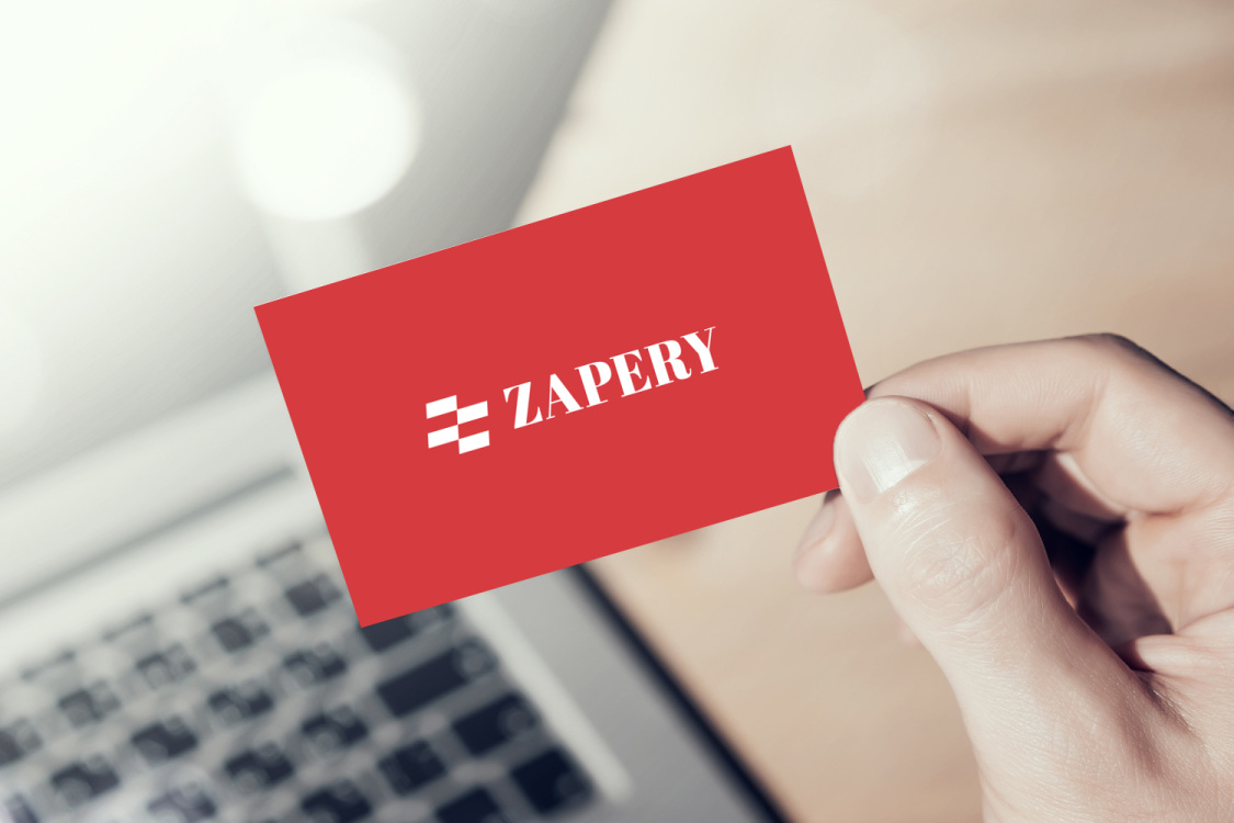 Sample branding #1 for Zapery