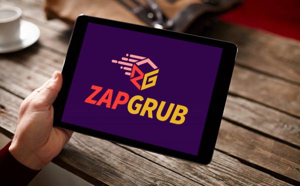 Sample branding #3 for Zapgrub