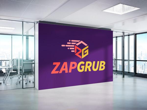 Sample branding #2 for Zapgrub