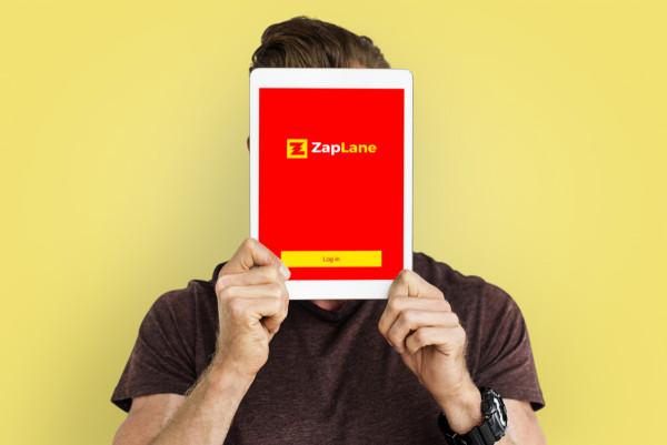 Sample branding #1 for Zaplane