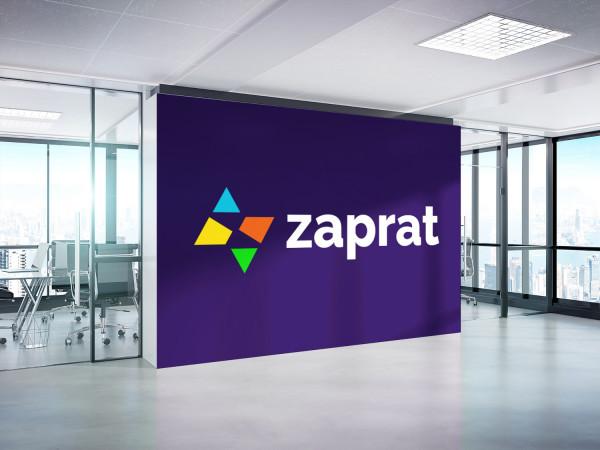 Sample branding #1 for Zaprat