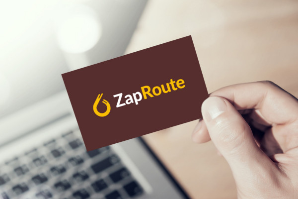 Sample branding #3 for Zaproute