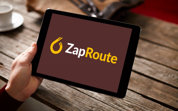 Sample branding #1 for Zaproute