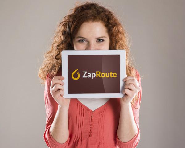Sample branding #3 for Zaproute