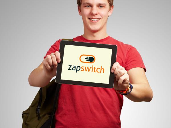 Sample branding #1 for Zapswitch