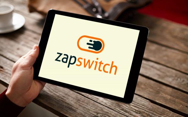 Sample branding #3 for Zapswitch
