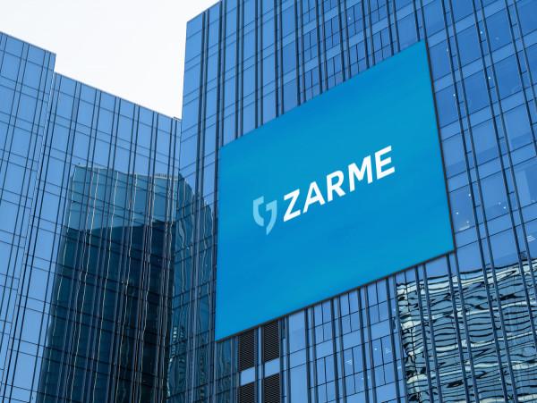 Sample branding #1 for Zarme