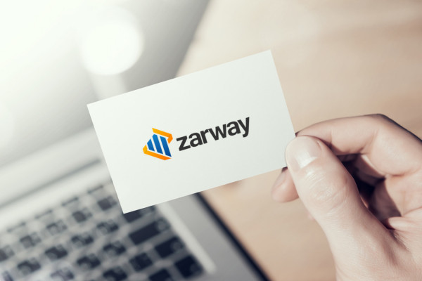 Sample branding #3 for Zarway
