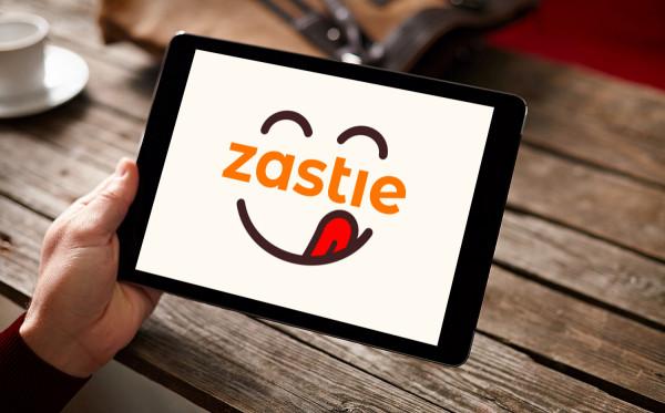 Sample branding #2 for Zastie