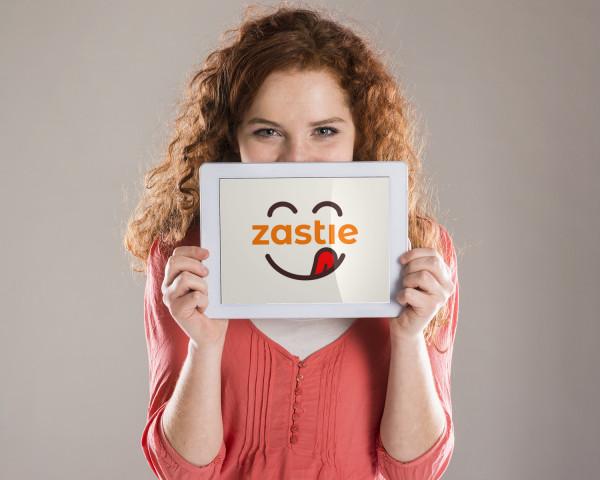 Sample branding #1 for Zastie