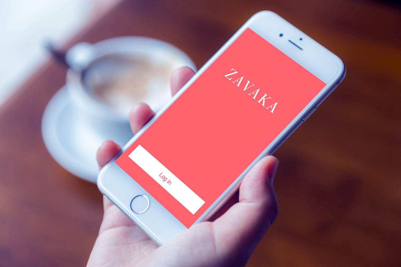 Sample branding #3 for Zavaka