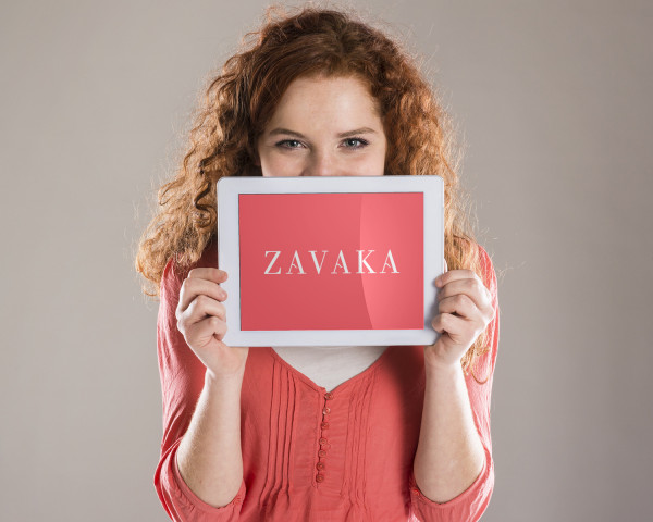 Sample branding #2 for Zavaka