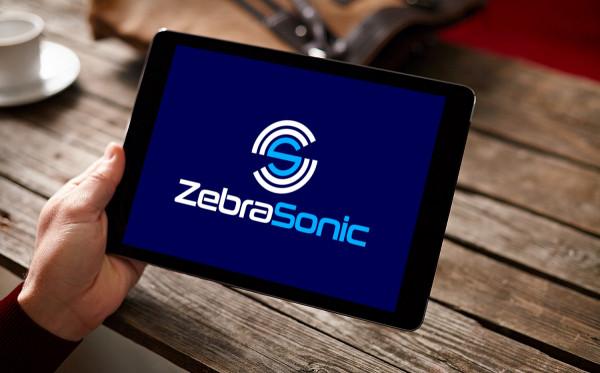 Sample branding #1 for Zebrasonic