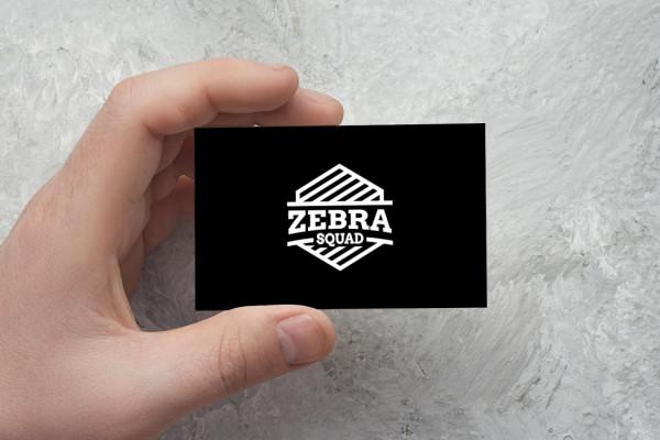 Sample branding #3 for Zebrasquad