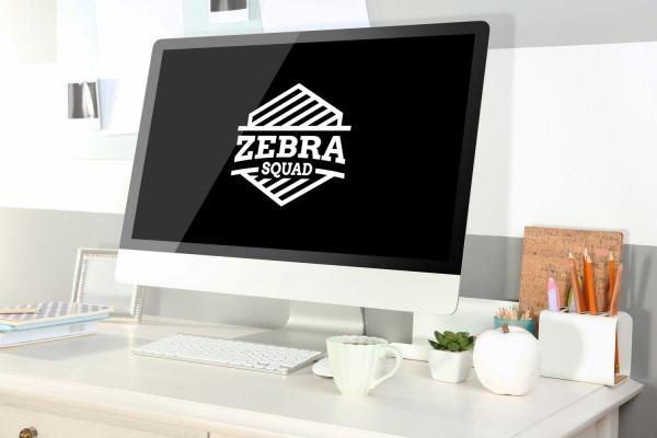 Sample branding #1 for Zebrasquad