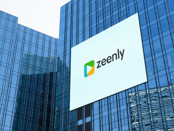 Sample branding #2 for Zeenly