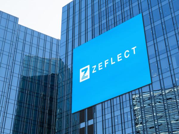Sample branding #1 for Zeflect