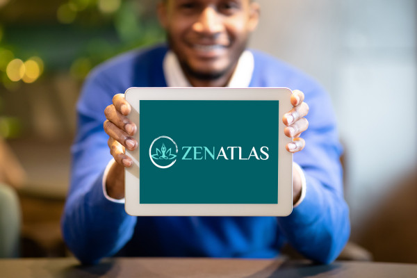 Sample branding #3 for Zenatlas
