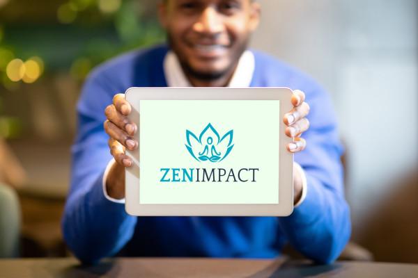Sample branding #2 for Zenimpact