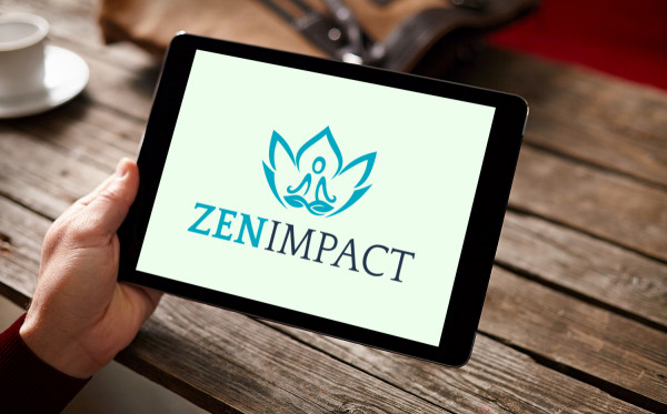 Sample branding #1 for Zenimpact