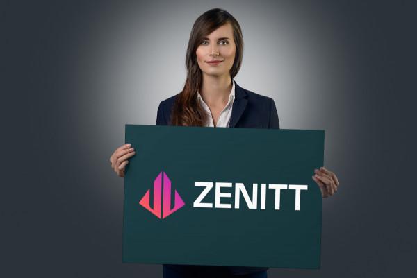 Sample branding #3 for Zenitt