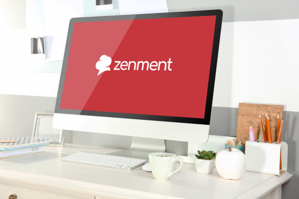 Sample branding #1 for Zenment