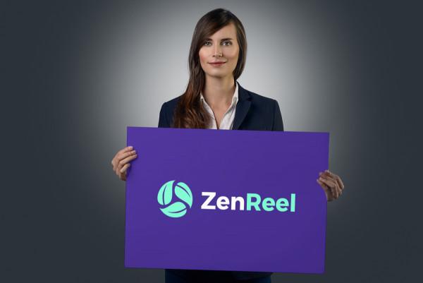 Sample branding #2 for Zenreel