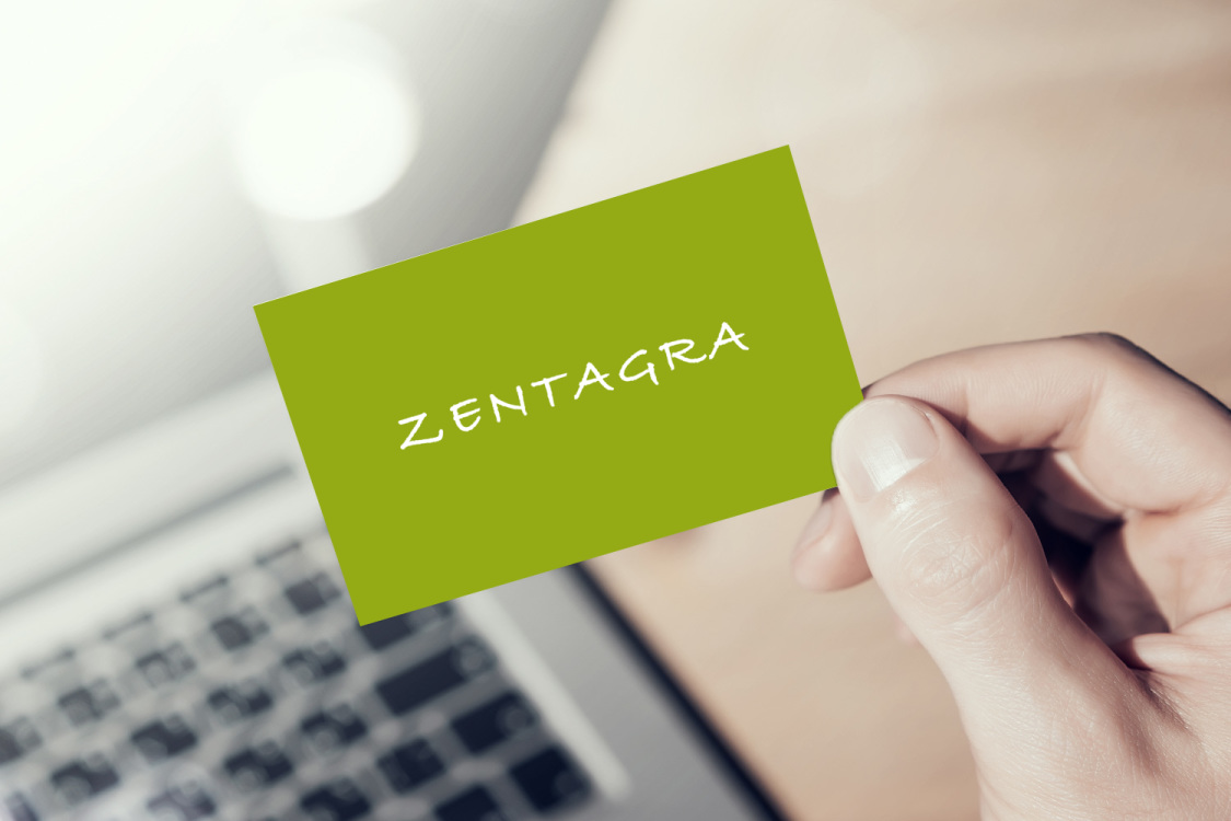 Sample branding #3 for Zentagra