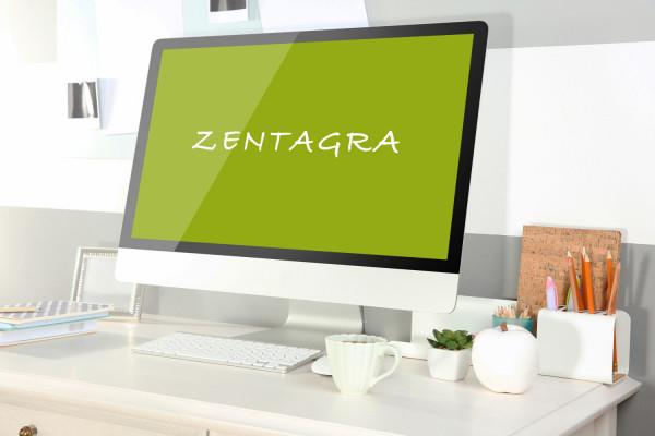Sample branding #3 for Zentagra