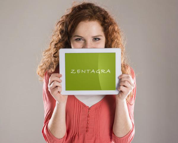 Sample branding #2 for Zentagra