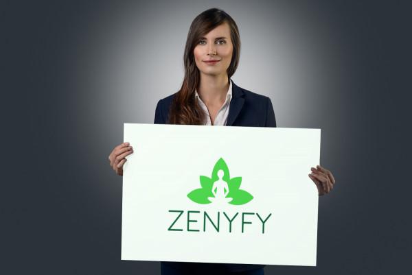 Sample branding #2 for Zenyfy