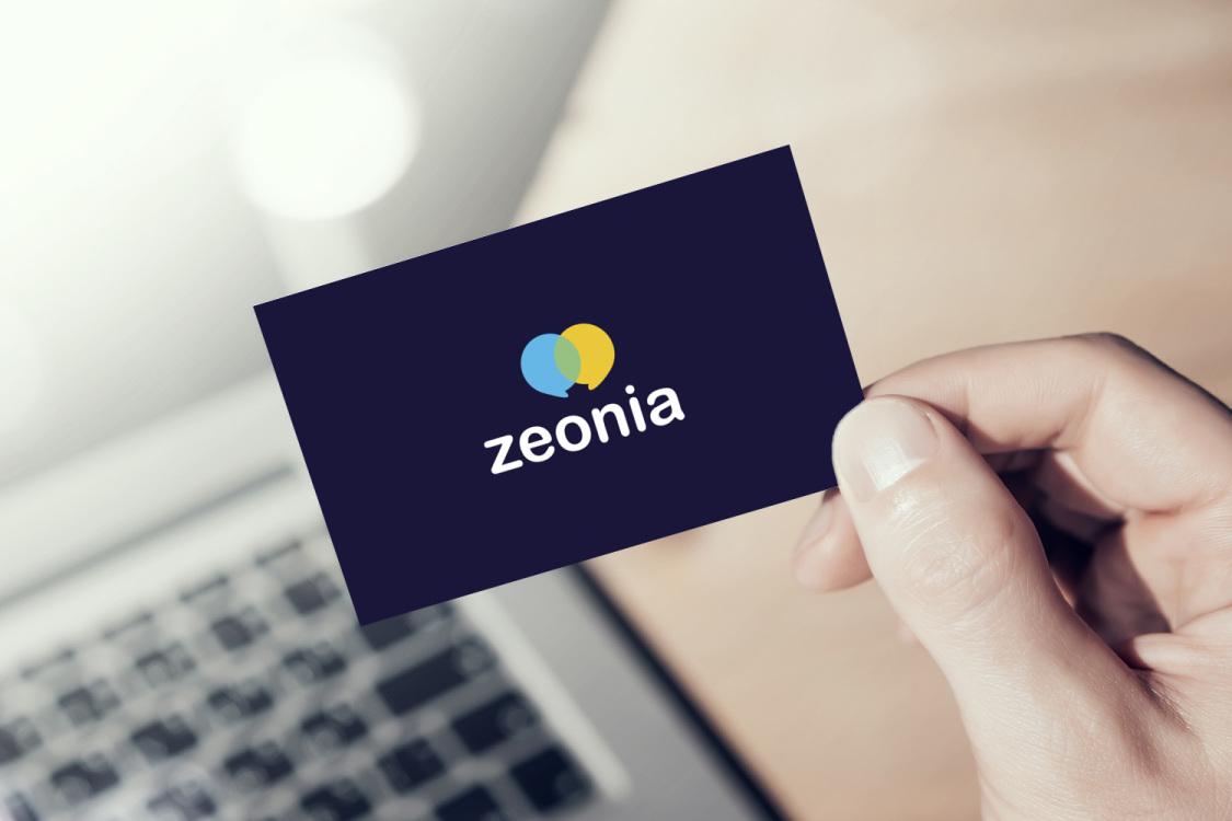Sample branding #1 for Zeonia