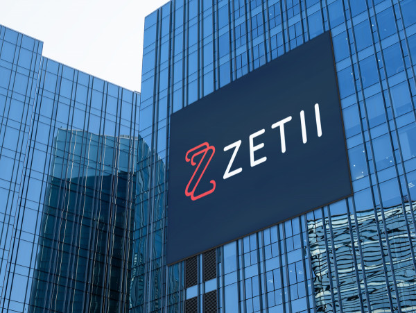 Sample branding #3 for Zetii