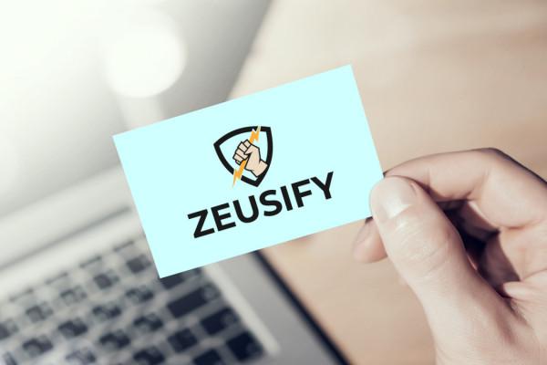 Sample branding #2 for Zeusify