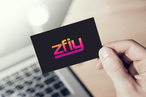 Sample branding #3 for Zfiy