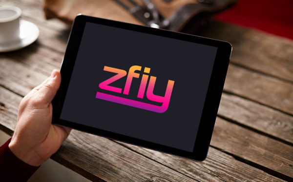 Sample branding #1 for Zfiy