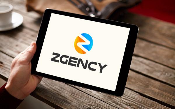 Sample branding #2 for Zgency