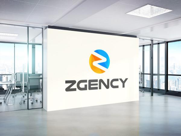 Sample branding #3 for Zgency