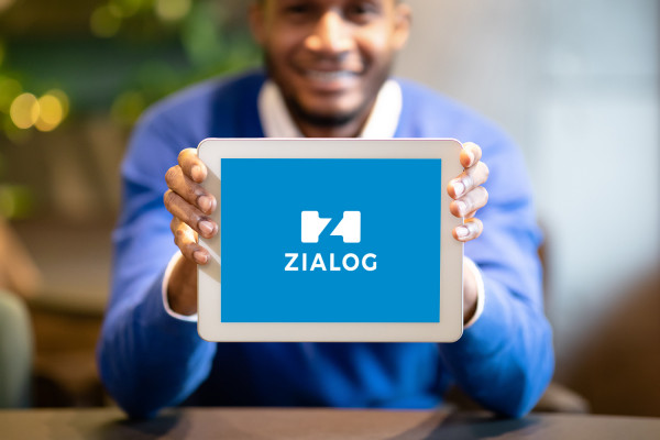 Sample branding #1 for Zialog