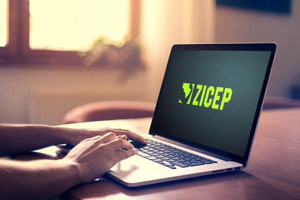 Sample branding #1 for Zicep