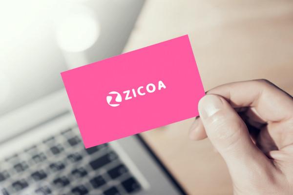 Sample branding #1 for Zicoa