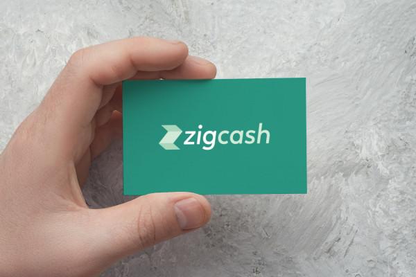 Sample branding #3 for Zigcash