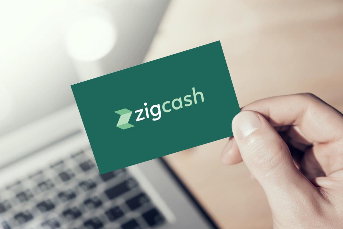 Sample branding #2 for Zigcash