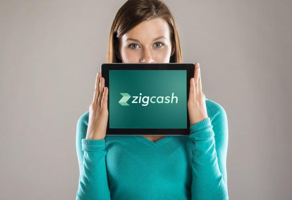 Sample branding #1 for Zigcash