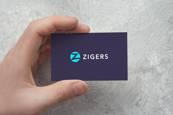 Sample branding #1 for Zigers