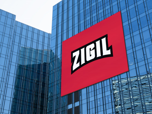 Sample branding #2 for Zigil