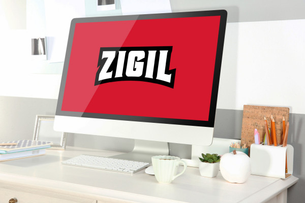 Sample branding #3 for Zigil